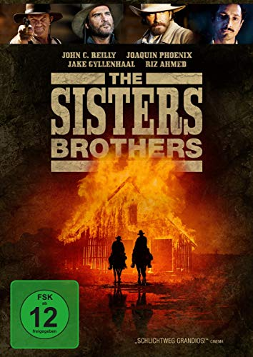 The Sisters Brothers (Die Blues Brothers-film-dvd)