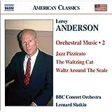 Leroy Anderson Musique Orchestrale /Volume.2