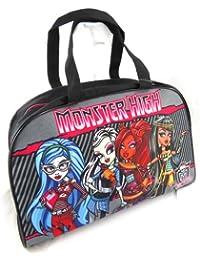 "Sac cabas ""Monster High"" gris multicolore"