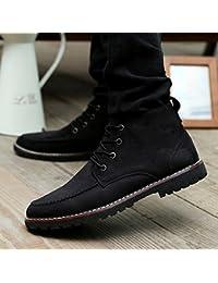 Es Rsrqw81x Negro Para Botas Jardin Amazon Hombre Zapatos Y UMVzpSq