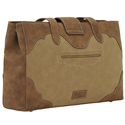 Banadana From American West  Êtop-handle Bags, Sac femme Beige clair