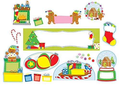 Holiday Fun Mini Bulletin Board Set