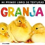 Granja: Mi primer libro de texturas
