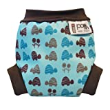 Close Pop-in Schwimmwindeln Blue Turtle - Medium (ab dem 4. Monat, ab 6 Kg) - Design 2013