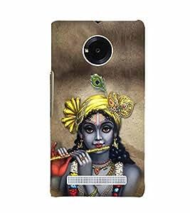 ifasho Designer Phone Back Case Cover YU Yunique ( Colorful Pattern Design )