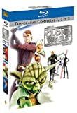 Star Wars The Clone Wars T1-T3 (Bd) --- IMPORT ZONE B --- [2008]