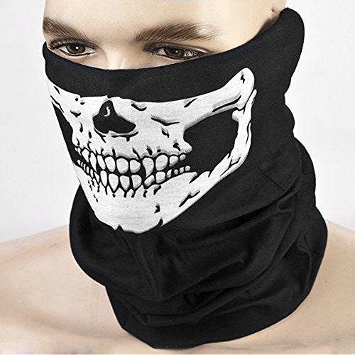 Rearand Balaclava Outdoor Skull Face Mask maschera