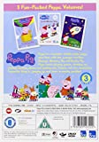 Peppa Pig - Balloon Ride / Cold Winters Day / Stars [DVD]