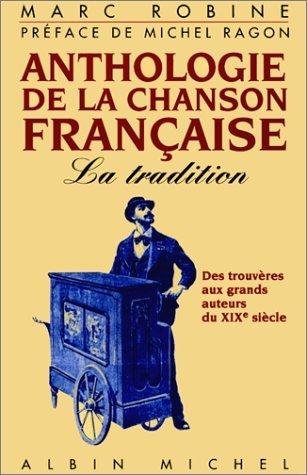 Anthologie de la chanson franaise