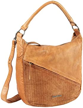 FREDSBRUDER Damen Hobo-Ledertasche POPULAR