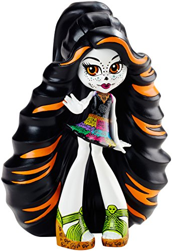 Monster High Skelita Calaveras Vinilo Figura