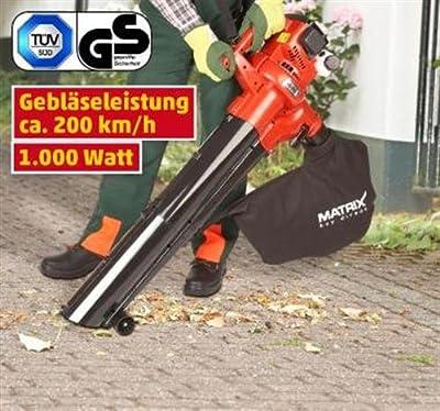 Matrix Laubsauger Benzin, 320200190