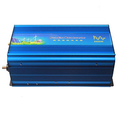 Holdwell DC 12V auf AC 220V AC200–240V Power reiner Sinus Wechselrichter 5000W (Elektro-luft-kühler Lüfter)