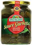 Produkt-Bild: Spreewaldhof Saure Gurken, Salz-Dill-Gurken in natürtrübem Aufguss, 650 g