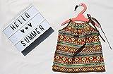 Kleid Summerdress tragbar ab Gr. 80 Sommerkleid *Handarbeit*