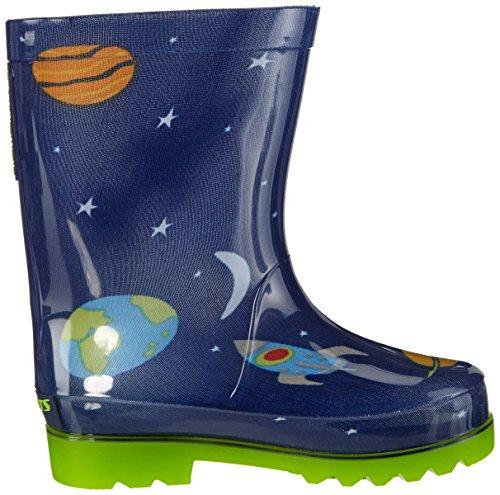 Skechers WaterspoutDrip Drops, Boots garçon Bleu (Nvy)