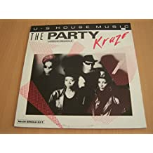 """The Party ( 5 versions) - Maxi 45 tours - 12"""""""