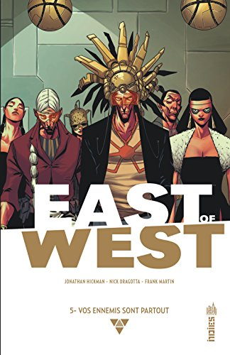 EAST OF WEST Tome 5