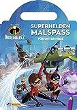 Disney Die Unglaublichen 2: Superhelden-Malspaß für unterwegs