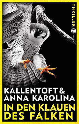 Buchseite und Rezensionen zu 'In den Klauen des Falken' von Mons Kallentoft