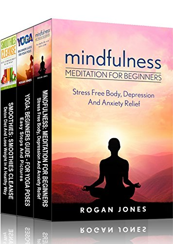 Mindfulness Meditation: 3-in-1 Box Set Meditation Books (How ...