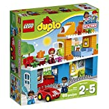 LEGO 10835 Duplo Town Family House Building Set, Large Toy Bricks, Preschool Fun Play Sets for Kids 2-5