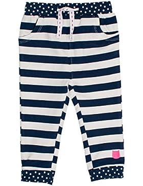SALT AND PEPPER Baby-Mädchen Hose B Trousers Happy Stripe Ocs