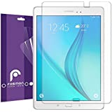 "Fosmon Samsung Galaxy Tab S2 9.7-inch Screen Protector - ANTI-GLARE (MATTE) [3H Hard Coating Film] Shield Film for Samsung Galaxy Tab S2 9.7"" Tablet (3 Pack) - Fosmon Retail Packaging"