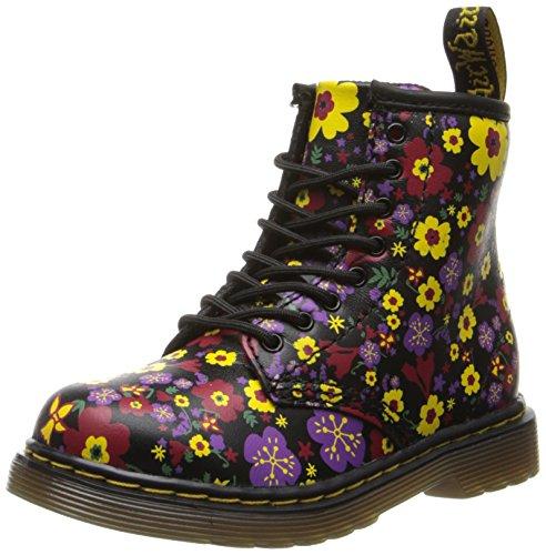 D'epoca Garden Mixte Bébé Martens Brooklee Vintage Stivali Brooklee Dr Martens Bébé Giardino Boots Dr Black Mixte Nero 7a8waq
