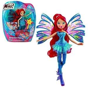 Winx Club - Sirenix Fairy - Bloom poupée, 28cm
