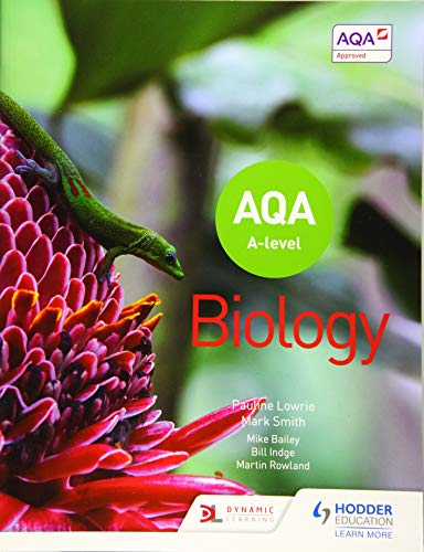 AQA A Level Biology (Year 1 and Year 2)