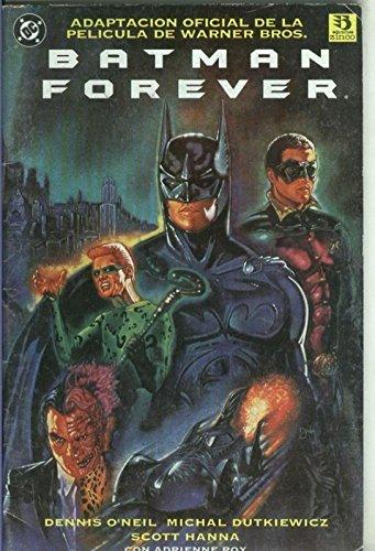 Batman especial: Forever