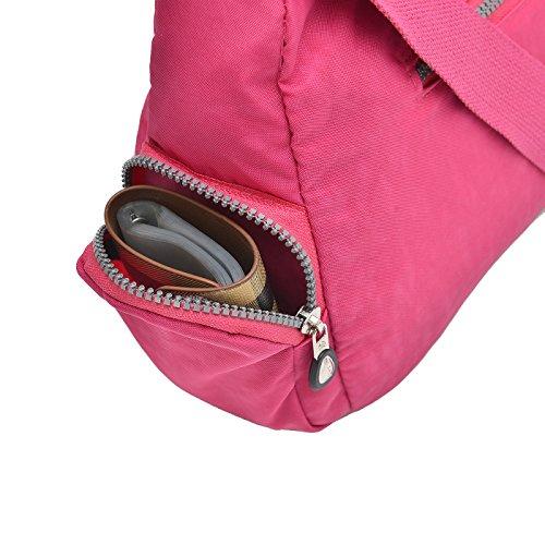 Supa Moden–Borsa a tracolla a tracolla leggero utile Daily PAC Large Handle borsa, donna, Star OceanBlue