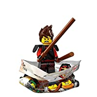Lego The Ninjago Movie KAI KENDO Minifigure (#1/20) - Bagged 71019