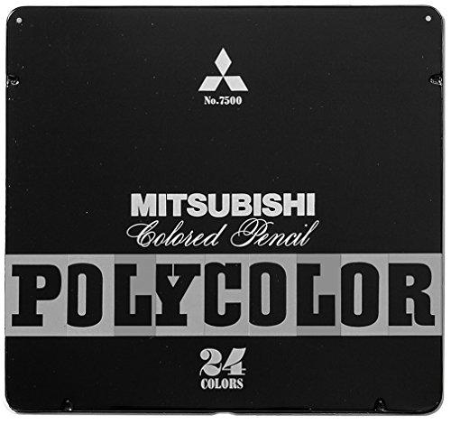 7500-24-color-pencil-set-k750024c-mitsubishi-pencil-co-ltd-japan-import