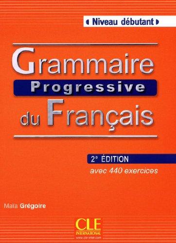 grammaire-progressive-du-francais-niveau-debutant-con-cd-audio-per-le-scuole-superiori