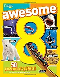 Awesome 8: 50 Picture-Packed Top 8 Lists! (National Geographic Kids) by National Geographic Kids (2016-05-03)