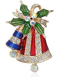 Azalea Broche de aleación Mini decoración