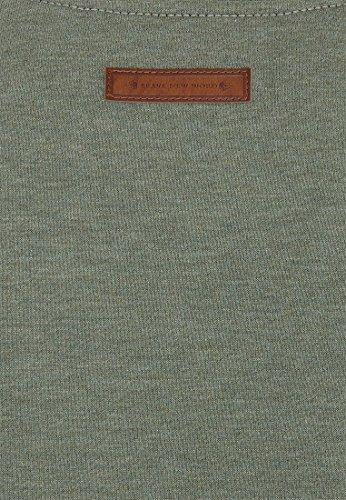 Naketano Male Sweatshirt Verdammte Order 66 Fick diese Melange