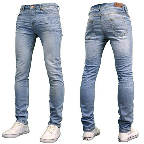 526Jeanswear Herren Jeanshose Lightwash