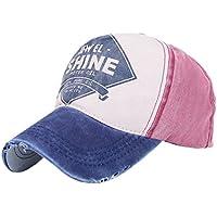 V-SOL Golf Baseball Trucker Cap / Hat / Gorra De Béisbol Unisex Ajustable Algodón (Color C)