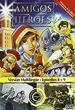 Amigos y Heroes Episodios 8 y 9 [DVD]