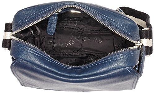 Picard Herren Torrino Umhängetaschen, 20 x 23 x 11 cm Blau (Jeans)