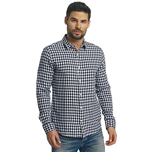 Only & Sons Uomo Maglieria / Camicia onsNasir Blu