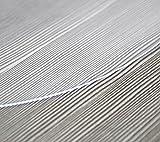 Glasklar Folie 2 mm transparente Tischdecke RUND, Schutzfolie Tischschutz, Größe wählbar (Rund 100 cm)
