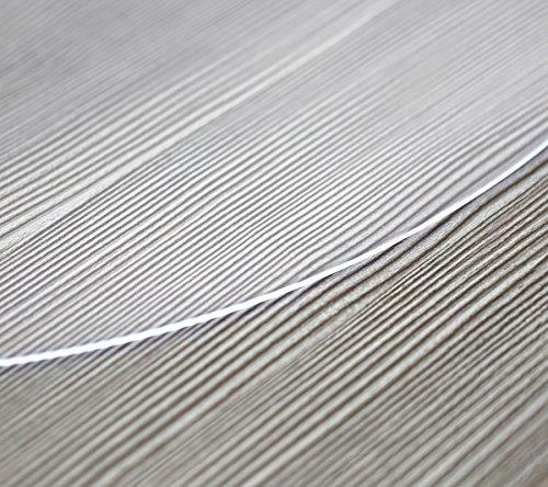 transparente Tischdecke RUND, Schutzfolie Tischschutz, Größe wählbar (Rund 110 cm) ()