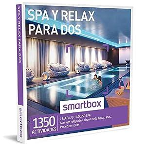 relax: SMARTBOX - Caja Regalo - SPA Y RELAX PARA DOS - 1260 experiencias como masajes r...