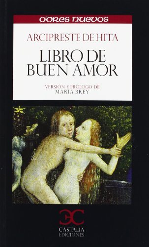 Libro de  Buen Amor (ODRES NUEVOS,  O/N. (nuevo formato)) por Juan Ruiz Arcipreste de Hita