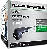 Rameder Komplettsatz, Dachträger WingBar Edge für VW Passat Variant (132451-12918-2)