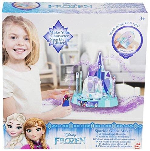 (Die Eiskönigin DFR15-Y17-4527 Sparkle Globe Maker, Mehrfarbig)